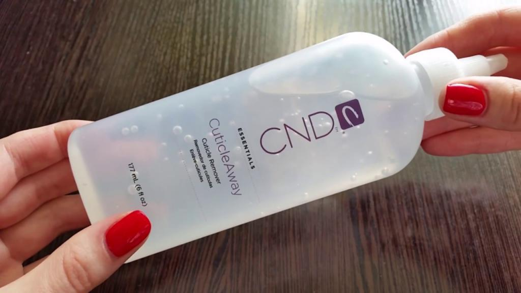 CND Cuticle Away