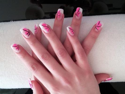 жидкий акрил для ногтей как пользоваться