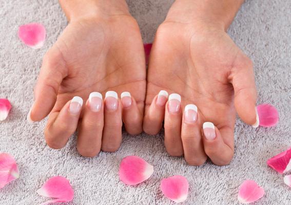 цветной акрил для ногтей как пользоваться