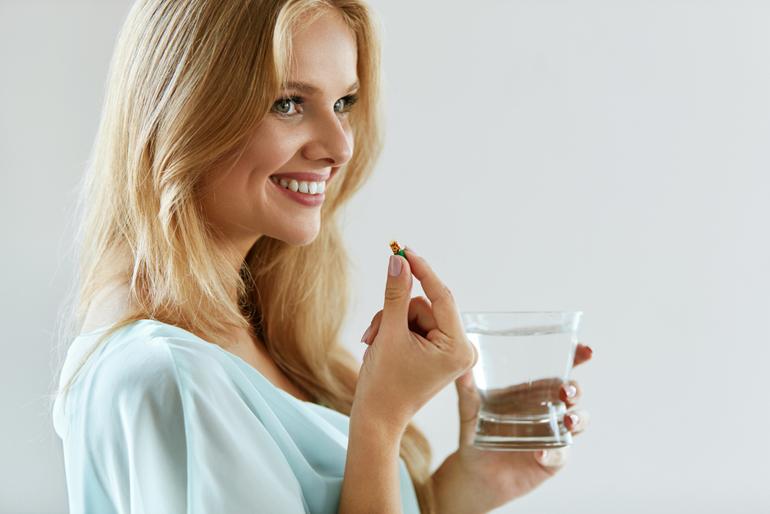 витамины от седины волос в аптеке