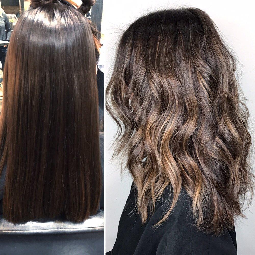 как перекрасить волосы из темного в светлый без смывки в домашних условиях