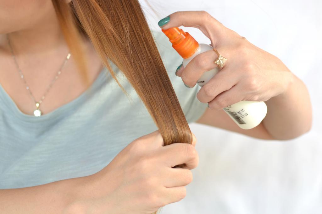 Спрей для увлажнения волос