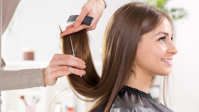 как в домашних условиях ровно подстричь волосы