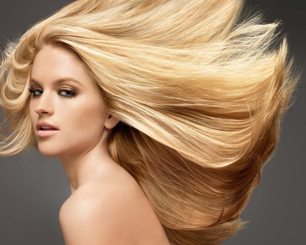 Пшеничный цвет волос и все его оттенки