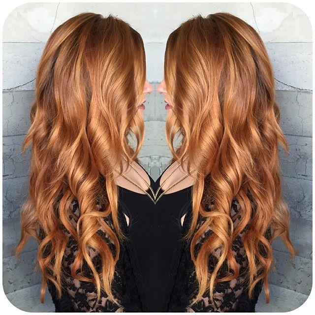Покраска русых волос в белый