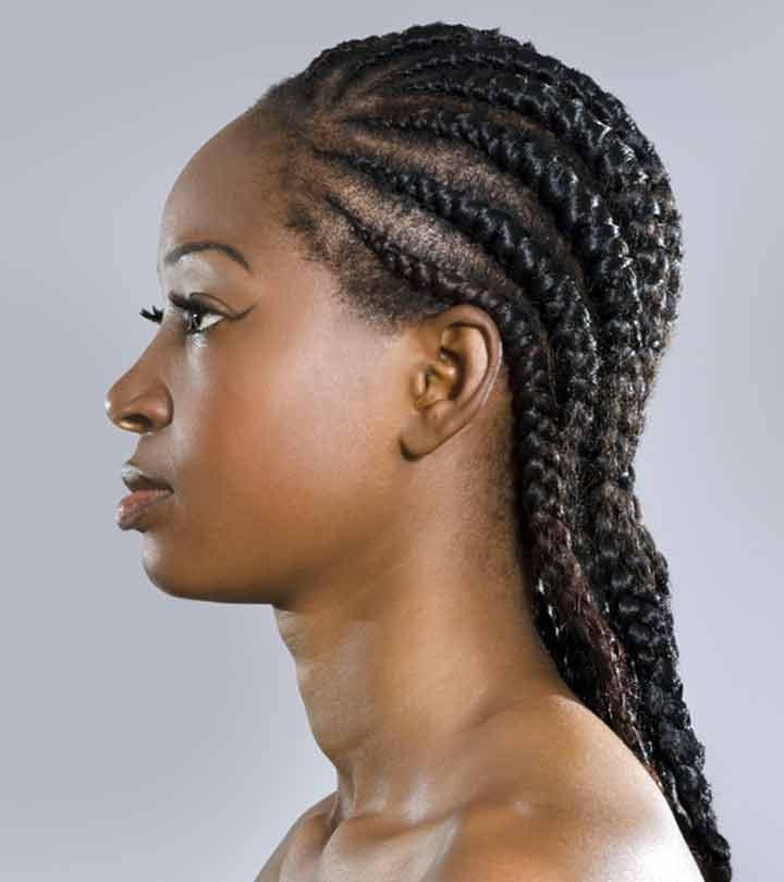 Как плетут афрокосички