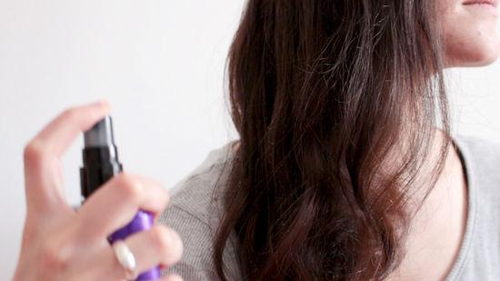 Подготовка волос к завивке